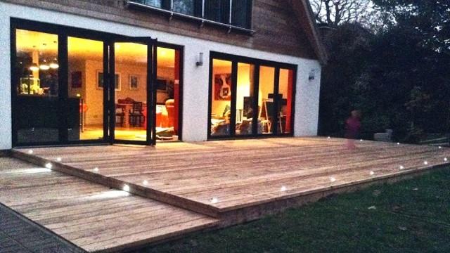 Timber Decking In Bristol